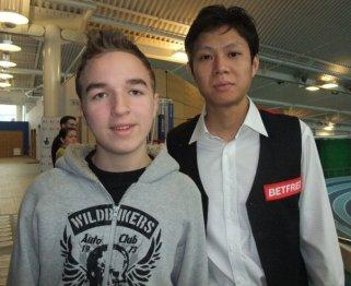 2010 World Championship Qualifiers