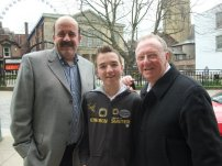 2010 World Championship (with Dennis Taylor)