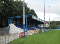 Another view of the main stand