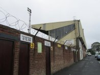 Haig Avenue from the outside