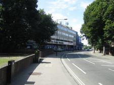 Approaching Loftus Road