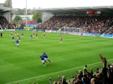 #10 Chesterfield 3-2 Sheffield United
