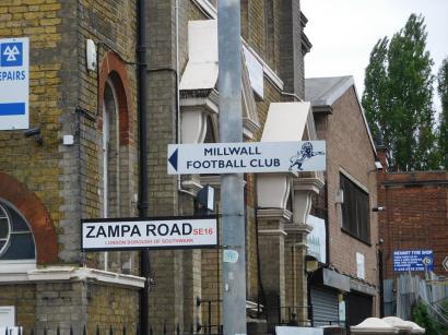 Millwall this way!