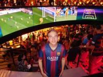 In the huge megastore