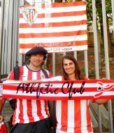 Athletic fans