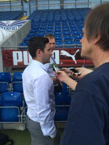 Lee Johnson reflects on the result