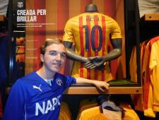 Finishing in the club shop