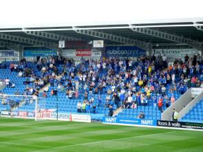 The travelling 'Dale fans