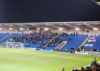 A very good following from Southend