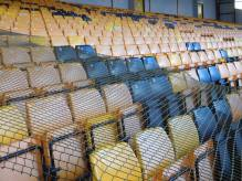 Plenty of available seats this afternoon