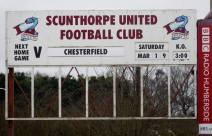 Chesterfield visit Glanford Park, where they haven't won since 1995
