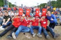 Swiss fans!