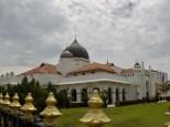 Kapitan Keling Mosque was built in 1801 by Penang's first Indian Muslim settlers.