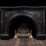 Black Marble Fireplace 19331 19th Century 19th Century Marble Antique Fireplaces Antique Marble Fireplaces Rococo Victorian Edwardian Ryan Smith Antique Fireplaces Ireland