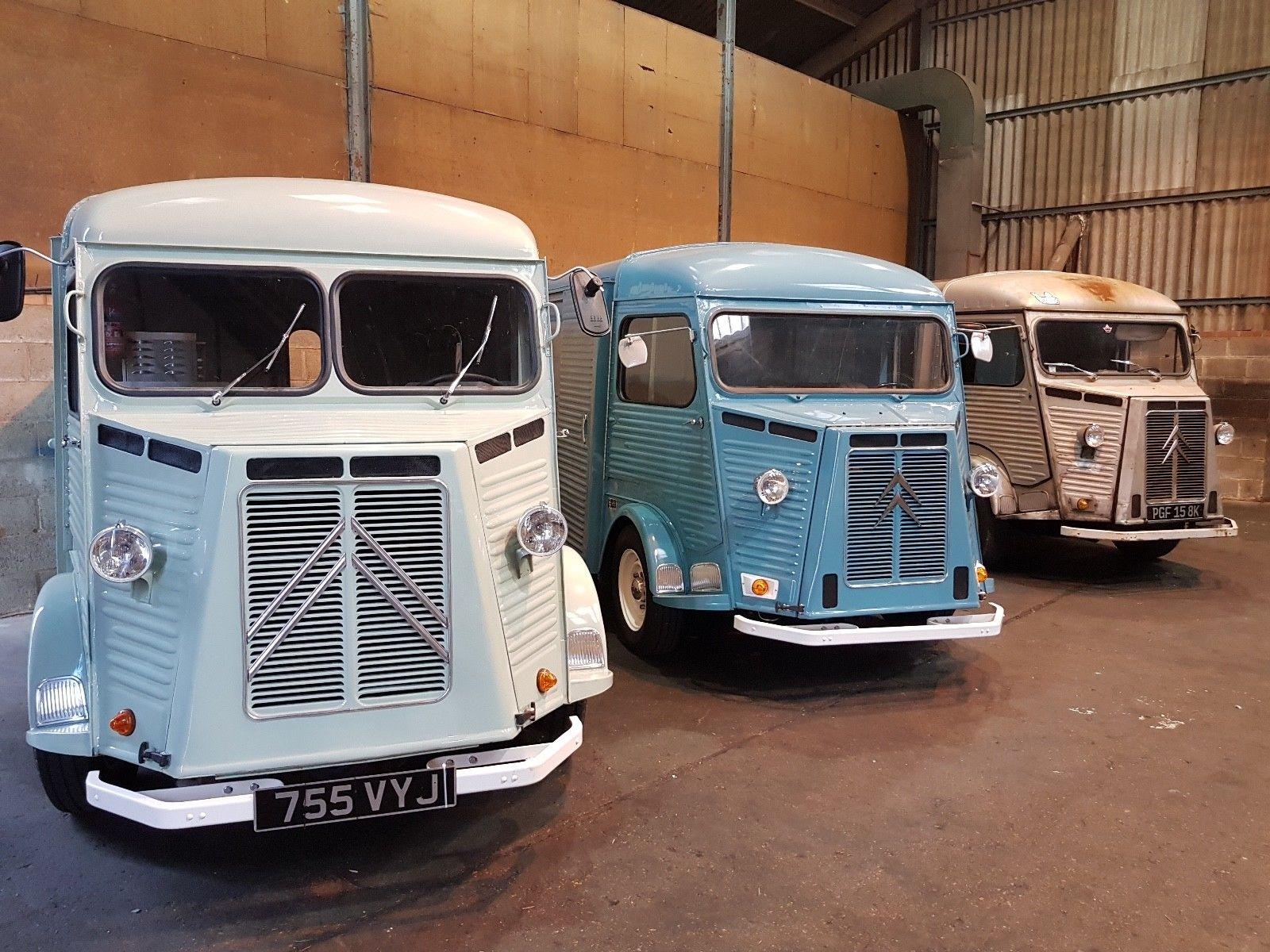 Citroen HY Vans Completed