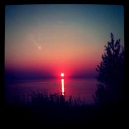 The Sun Tonight