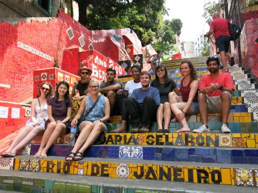 Part of Team Cambio in Rio.