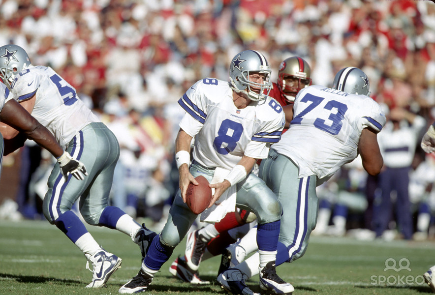 Jerry Jones' Portfolio of QB Draftees: #1  Troy Aikman