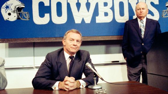 1975 Quote by Tex Schramm – Why A Winning Dallas Cowboys Organization?