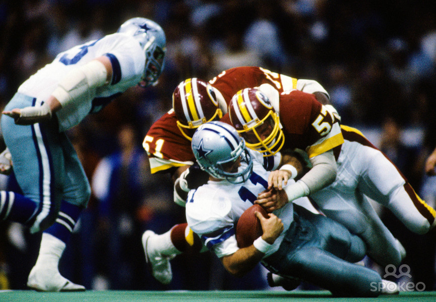 Redskins Hammer Danny White, Take Down Cowboys In Comeback Thriller 30-28