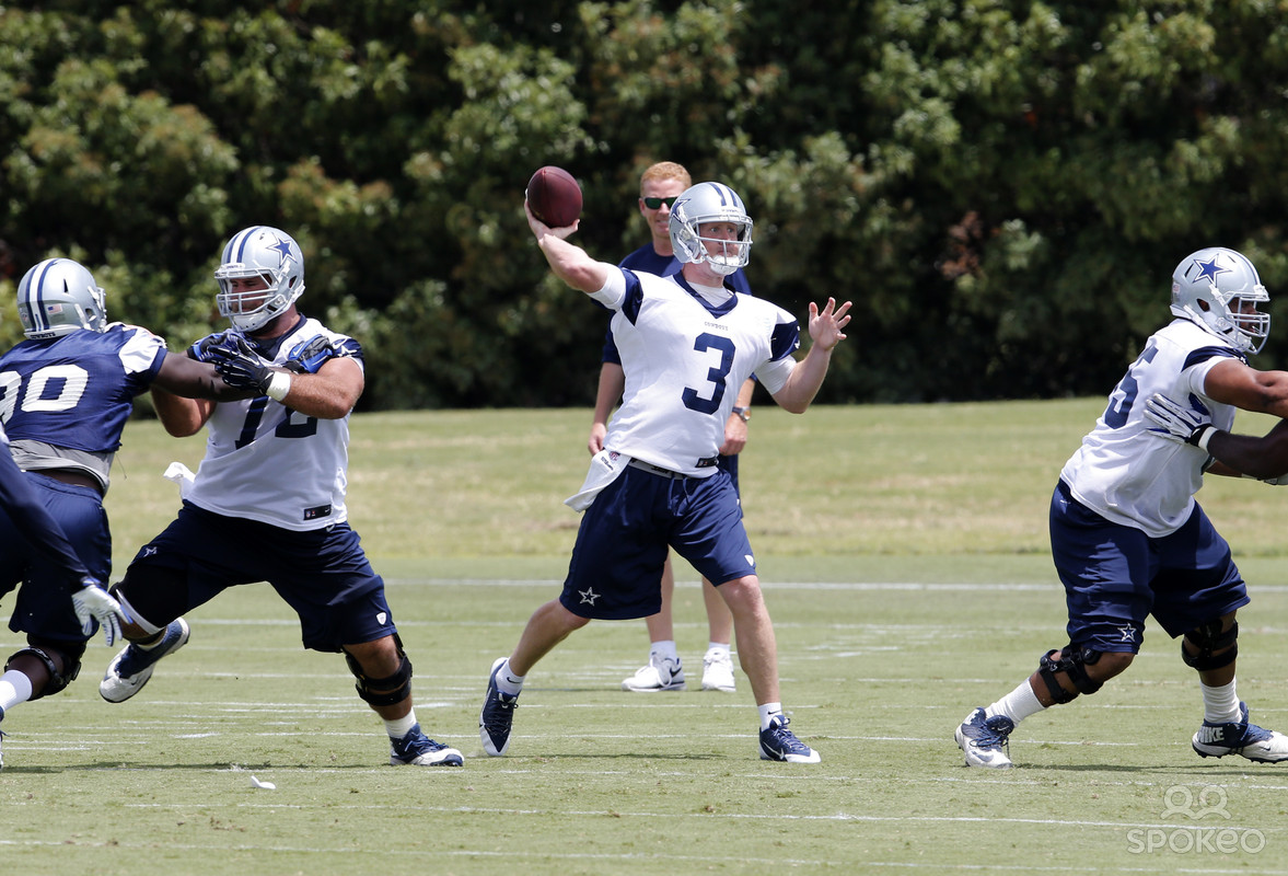 Brandon Weeden's Emergence As Cowboys Backup QB Proves Jerry Jones Can't Run From His Own Shadow