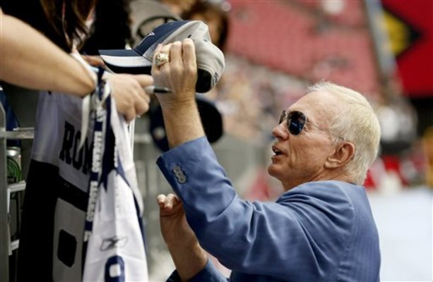 Is This The Beginning Of The End For Jerry Jones In Dallas?