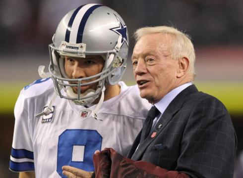 Jerry Jones' Criticism Of Tony Romo Just Another Devious Game Of Politics
