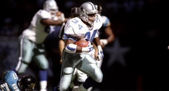 Cowboys Use Herschel Walker TD To Rally Past Jaguars 26-22