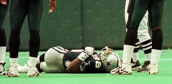 Michael Irvin's Career-Ending Injury: The Beginning Of The End