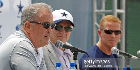 Jason Garrett – Steady As She Goes for Dallas Cowboys & Jerry Jones