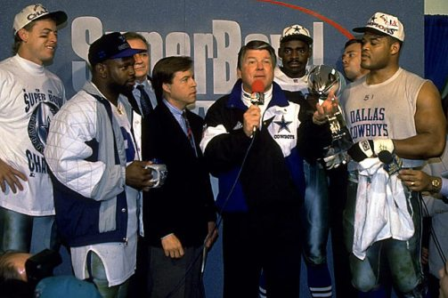 The Dallas Cowboys worst-to-first story under Jimmy Johnson is one of the NFLs most remarkable turnarounds.