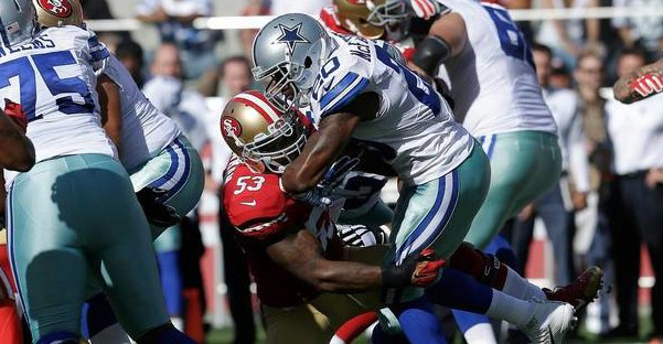 Dallas Cowboys @ San Francisco 49ers Preseason Week 2 Photo Album