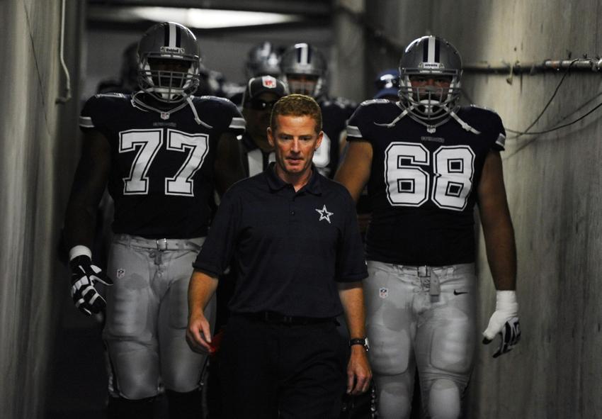 The Cowboys are the team of Jason Garrett.