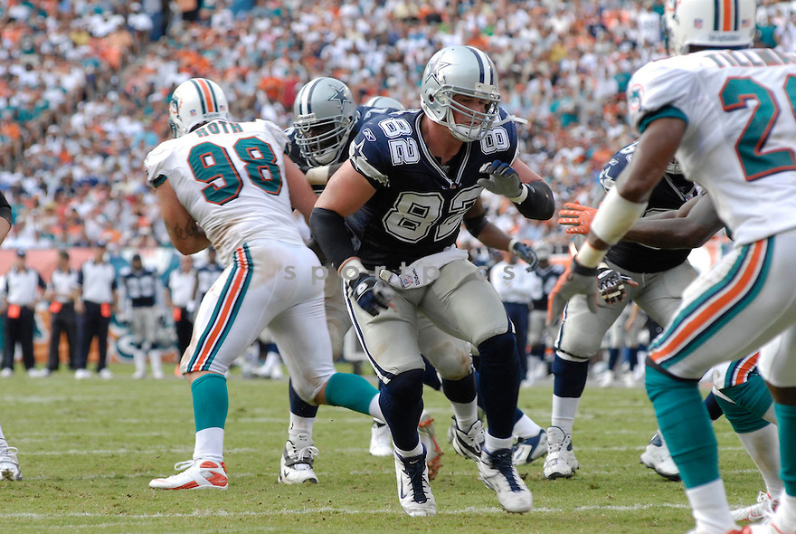 Record-Setting Day Filled With Normalcy For Do-It-All TE Jason Witten