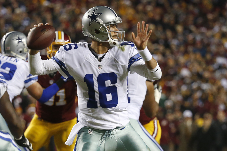 Matt Cassel Joins Long List Of Cowboy QBs Who Made Most Of First Chance Versus Redskins