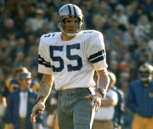 The tone-setter for the Cowboys' defensive unit, middle linebacker Lee Roy Jordan was one of many key contributors that helped Dallas become the first Wild-Card team to reach the Super Bowl.