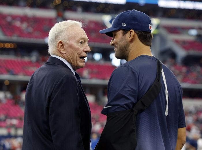 Jerry Jones has watched Tony Romo return from numerous injuries over the past four seasons. But with the stellar play of Dak Prescott, will Romo ever get to see the field after his latest setback?