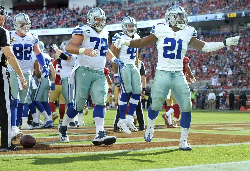 Elliott, Defense Lead 24-17 Comeback Win For Cowboys, But Give Credit To 49ers Too