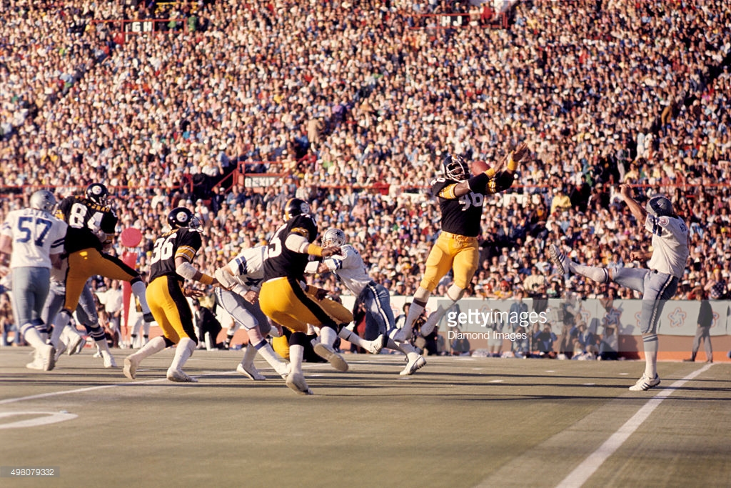 Super Bowl X Memories: The Blocked Punt