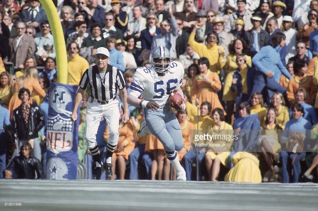1975 Dallas Cowboys Player Rankings: #23 Thomas Henderson