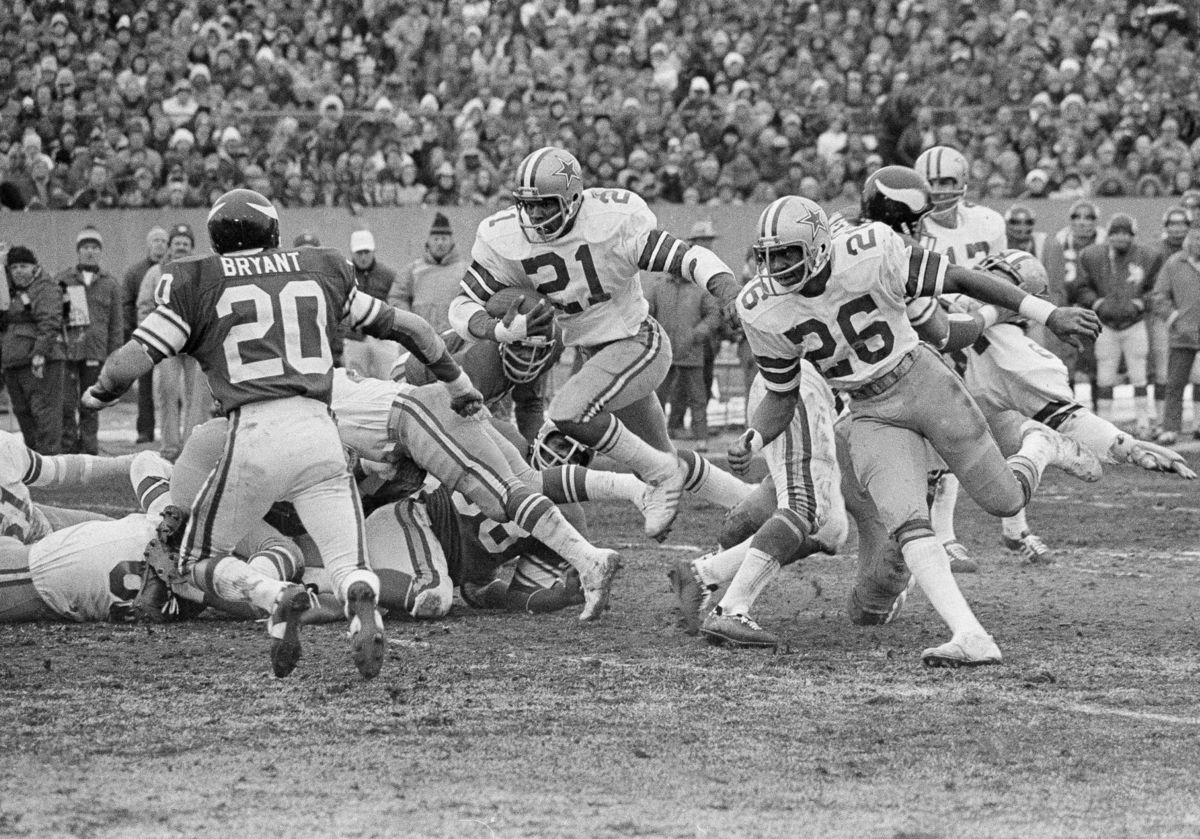 1975 Dallas Cowboys Player Rankings: #20 Doug Dennison