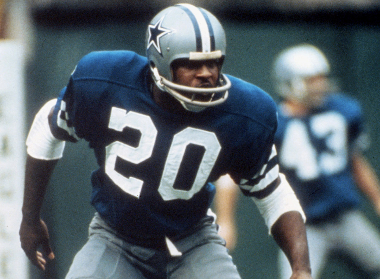 1975 Dallas Cowboys Player Rankings #11 Mel Renfro