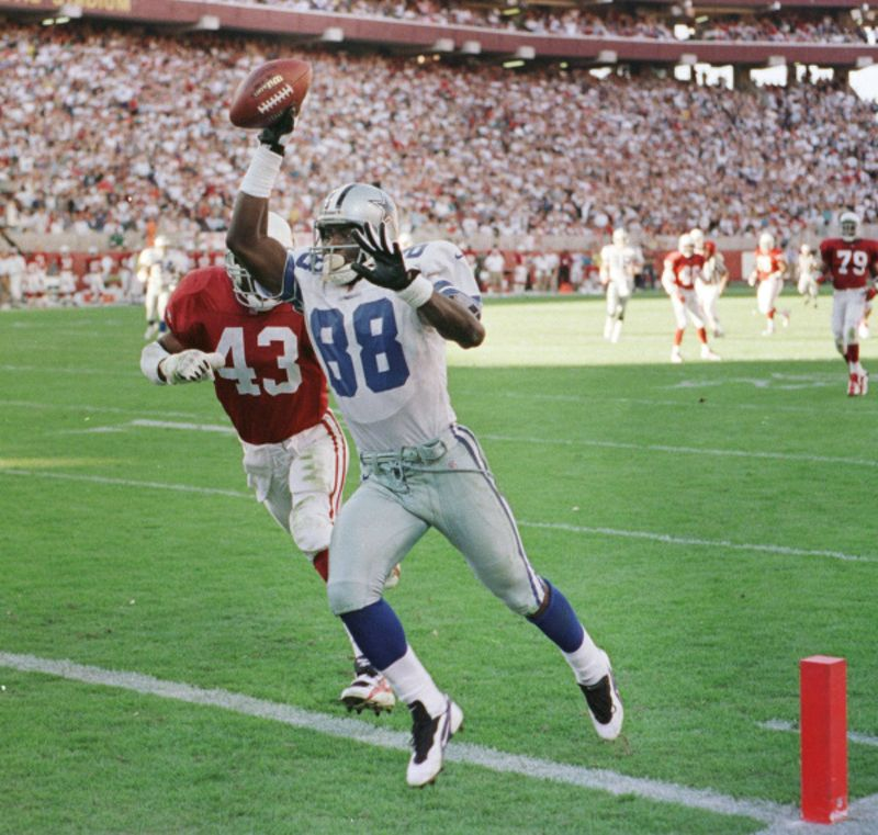 Throwback Thursday: Irvin's Big Day Lifts Shorthanded Cowboys Over Cardinals 10-6