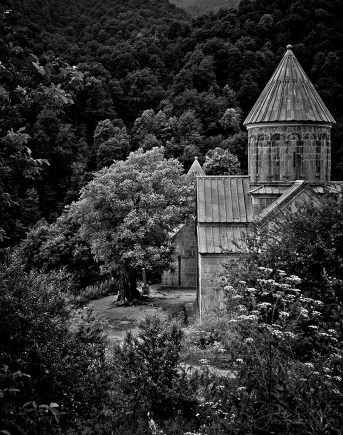 Haghartsin is a 13th century monastery located near the town of Dilijan in the Tavush Province of Armenia. It was built between the 10th and 14th century; much of it under the patronage of the Bagratuni Dynasty.