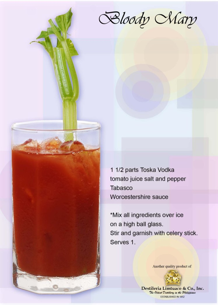Cocktail Recipes 101 Philippine Liquors