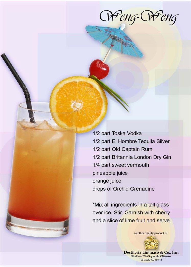 Mix Alcoholic Drinks Recipe Philippines Dandk Organizer
