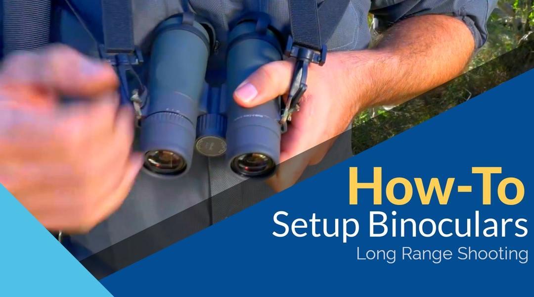 Setting Up Binoculars [NSSF Video]