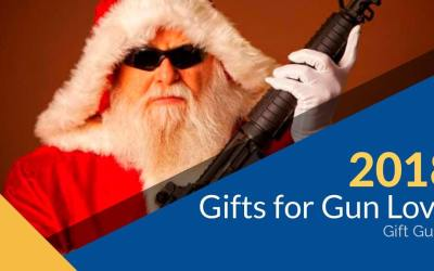 Gift Guide for Gun Enthusiasts – 2018