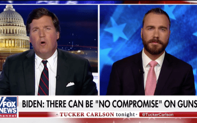 "Ryan Cleckner Discusses Gun ""Buybacks"" on Fox's Tucker Carlson Tonight"