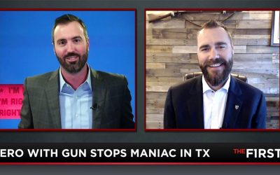 "Ryan Cleckner discusses Church shooting and Iraq war strategy on Jesse Kelley's ""I'm Right"" on 'The First'"